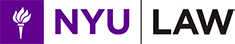 Logo- New York University School of Law
