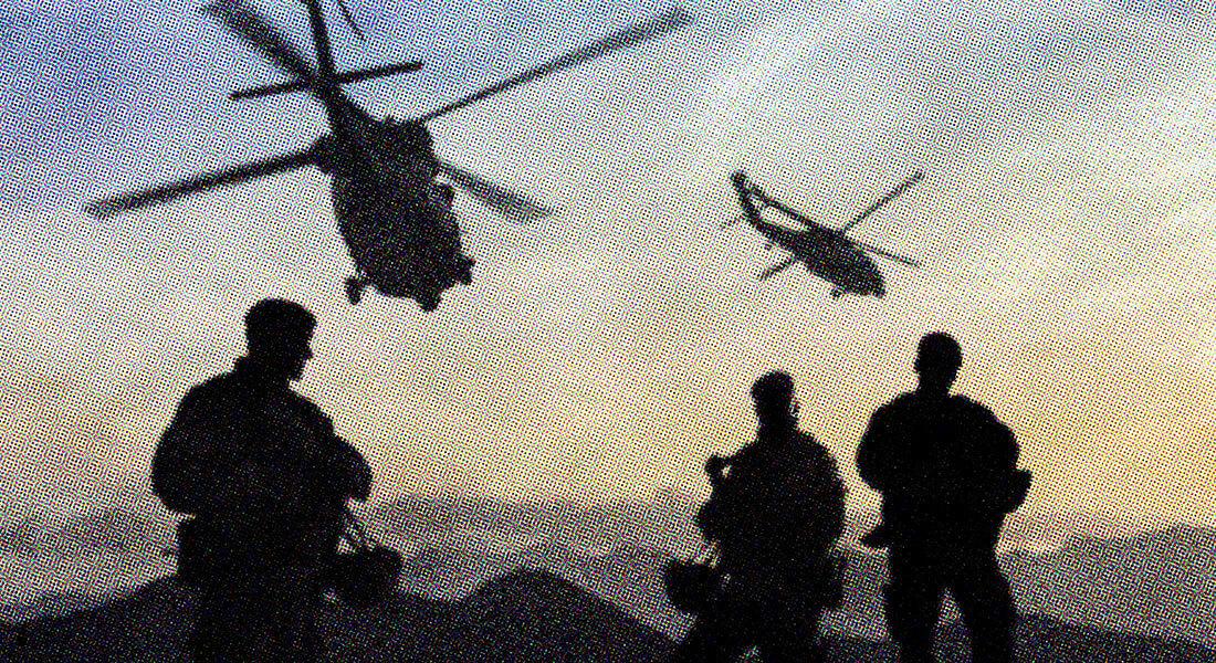 Soldater i Afghanistan